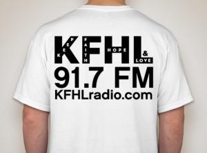 KFHL shirt